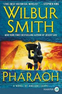 Pharaoh: A Novel of Ancient Egypt [Large Print] - Wilbur Smith - cover