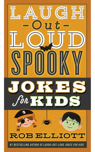 Ebook in inglese Laugh-Out-Loud Spooky Jokes for Kids Elliott, Rob