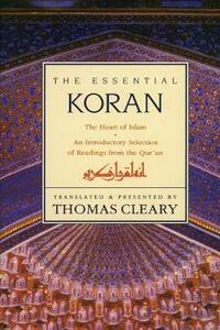 The Essential Koran - Thomas Cleary - cover