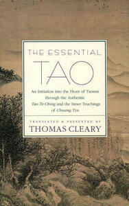 The Essential Tao - Thomas Cleary - cover