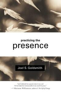 Practising the Present - Goldsmith - cover