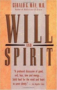 Will & Spirit - Gerald G. May - cover