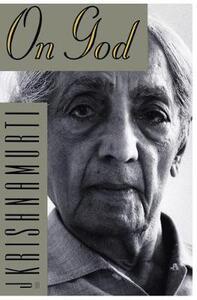 On God - J. Krishnamurti - cover
