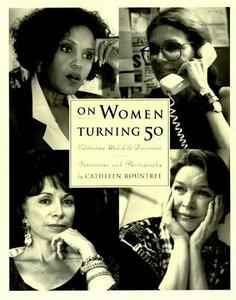 On Women Turning Fifty - Cathleen Rountree - cover
