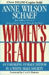 Women's Reality - Anne Wilson Schaef - cover