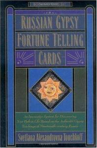 Russian Gypsy Fortune Telling Cards - Svetlana Alexandrovna Touchkoff - cover