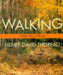 Walking - Henry David Thoreau - cover