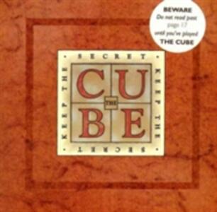CUBE - Annie Gottlieb - cover