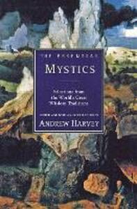 The Essential Mystics - Andrew Harvey - cover