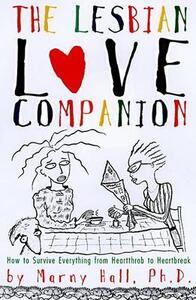 The Lesbian Love Companion - Marny Hall - cover