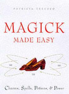 Magic Made Easy - Patricia Telesco - cover