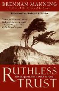 Ruthless Trust Pb - Brenda Manning - cover