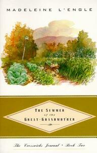 The Summer of the Great-Grandmother - Madeleine L'Engle - cover