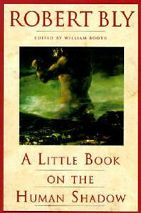 A Little Book on the Human Shadow - Robert Bly - cover