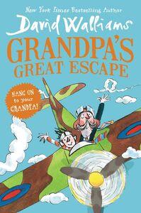 Ebook in inglese Grandpa's Great Escape Walliams, David