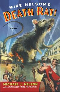 Ebook in inglese Mike Nelson's Death Rat! Nelson, Michael J.