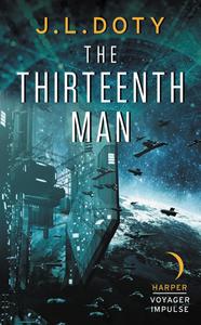 Ebook in inglese The Thirteenth Man Doty, J. L.
