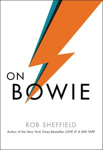 Ebook in inglese On Bowie Sheffield, Rob