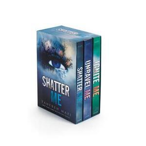 Shatter Me Series Box Set: Shatter Me, Unravel Me, Ignite Me - Tahereh Mafi - cover