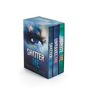 Libro in inglese Shatter Me Series Box Set: Shatter Me, Unravel Me, Ignite Me  - Tahereh Mafi