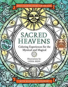 Sacred Heavens - Lydia Hess - cover