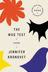 Ebook in inglese The Wug Test Kronovet, Jennifer