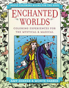 Enchanted Worlds - Monte Farber,Amy Zerner - cover