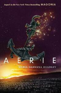 Aerie - Maria Dahvana Headley - cover