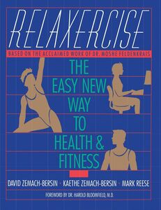 Ebook in inglese Relaxercise Zemach-Bersi, David