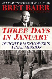 Ebook in inglese Three Days in January Baier, Bret , Whitney, Catherine