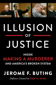Ebook in inglese Illusion of Justice Buting, Jerome F.