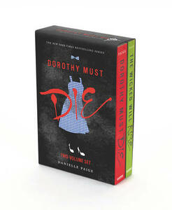 Dorothy Must Die 2-Book Box Set: Dorothy Must Die, The Wicked Will Rise - Danielle Paige - cover