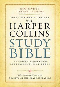 Foto Cover di HarperCollins Study Bible, Ebook inglese di Harold W. Attridge,Society of Biblical Literature, edito da HarperCollins