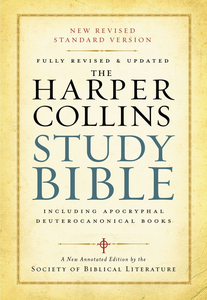 Ebook in inglese HarperCollins Study Bible Attridge, Harold W. , Literature, Society of Biblical