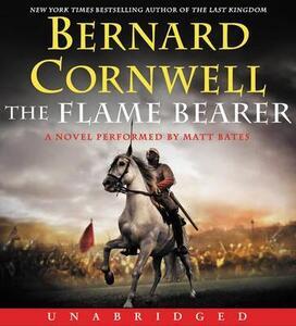 The Flame Bearer - Bernard Cornwell - cover