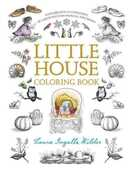 Libro in inglese Little House Coloring Book Laura Ingalls Wilder
