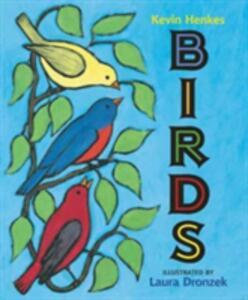 Birds - Kevin Henkes - cover