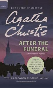 After the Funeral - Agatha Christie - cover