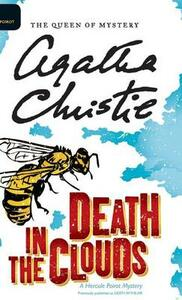 Death in the Clouds - Agatha Christie - cover