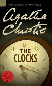 The Clocks - Agatha Christie - cover
