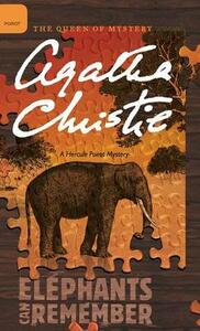 Elephants Can Remember - Agatha Christie - cover
