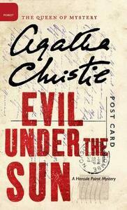 Evil Under the Sun - Agatha Christie - cover