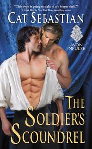 Ebook in inglese The Soldier's Scoundrel Sebastian, Cat