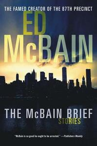 The McBain Brief: Stories - Ed McBain - cover