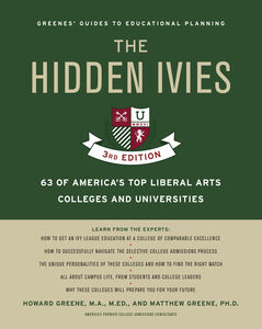 Ebook in inglese Hidden Ivies, The, EPUB Greene, Howard , Greene, Matthew W.