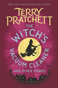 Ebook in inglese The Witch's Vacuum Cleaner Pratchett, Terry