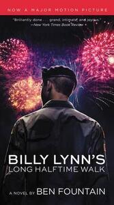 Billy Lynn's Long Halftime Walk - Ben Fountain - cover
