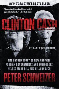 Ebook in inglese Clinton Cash Schweizer, Peter