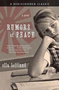 Ebook in inglese Rumors of Peace Leffland, Ella