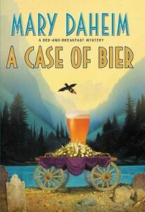 A Case Of Bier - Mary Daheim - cover